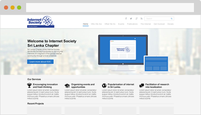 Internet Society – Sri Lanka Chapter