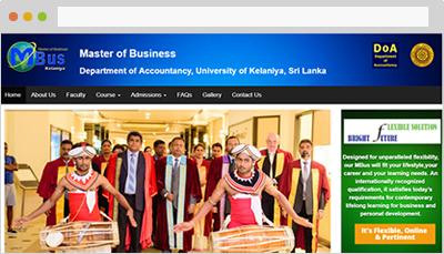 University of Kelaniya - Sri Lanka